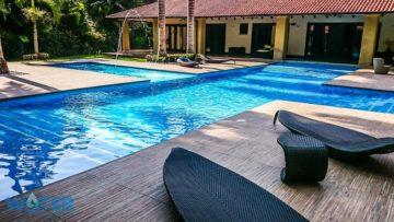Construccion de piscina